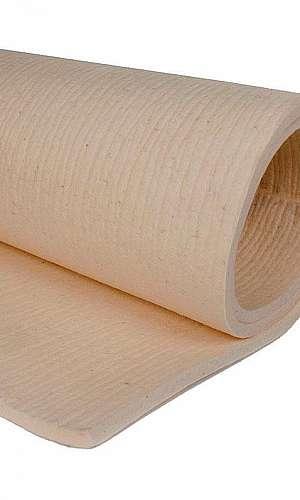 Feltro de lã