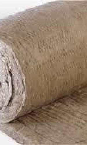 Manta de lã de rocha