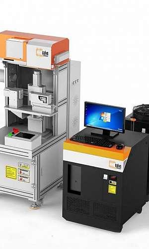 Máquina de corte a laser tecido preço