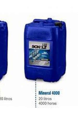 Preço de óleo de compressor