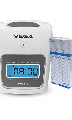 Relógio de ponto Vega Henry