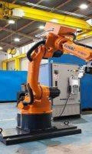 Robô para polimento